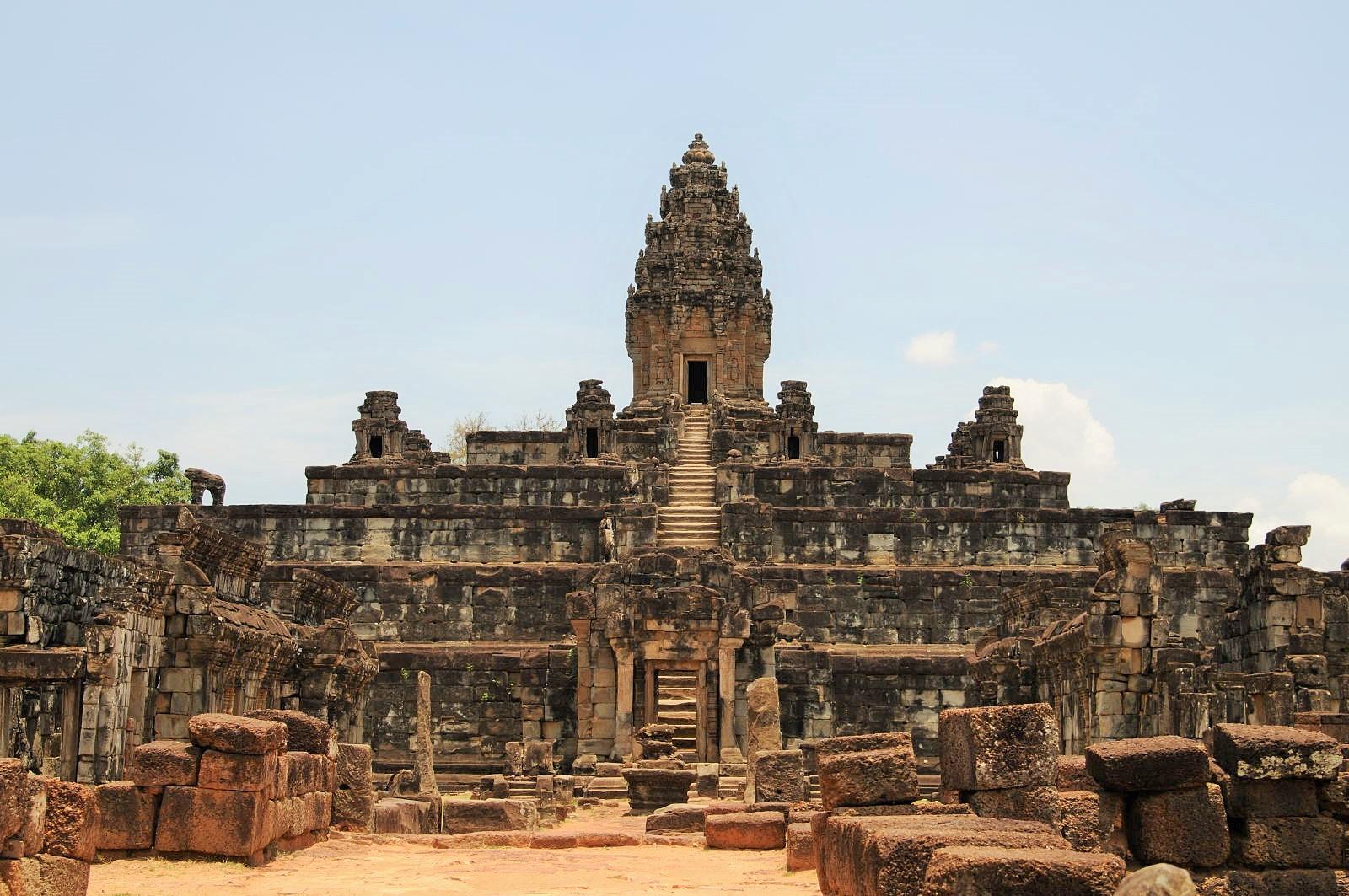 2015カンボジア旅行記 ロリュオス遺跡群他