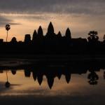 2015カンボジア旅行記 朝焼けのアンコールワット~バンテアイスレイ編