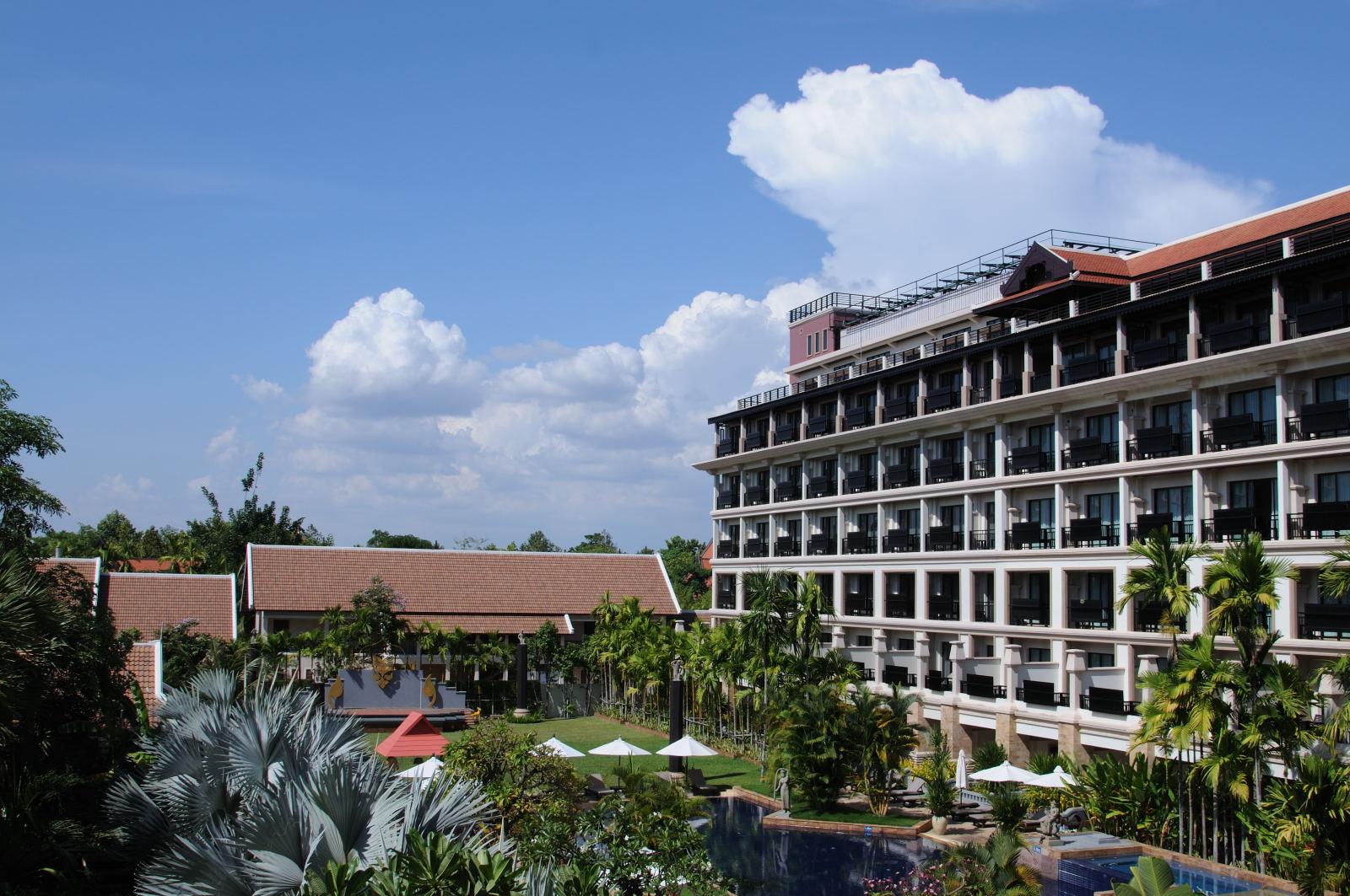 2015カンボジア旅行記 宿泊ホテルについて