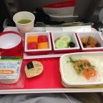 日本航空70便 ホーチミンシティ→東京(羽田) 搭乗記