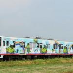 関東鉄道竜ヶ崎線を訪問