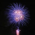 夏の夜空を彩る花火