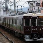 初めて阪急を撮影しました。