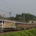 EF510-509牽引のカシオペア