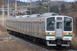 2011.1.19. 東北本線 片岡~蒲須坂