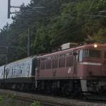 ED79牽引トワイライトエクスプレス