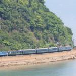 呉線のランチクルーズ列車