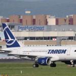ルーマニアのフラッグキャリアTAROM航空を撮影