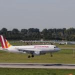 ドイツ旅行記2015 その8 デュッセルドルフ国際空港にて
