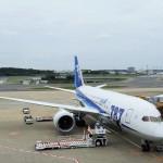 全日空210便 デュッセルドルフ→成田 ビジネスクラス搭乗記 その3