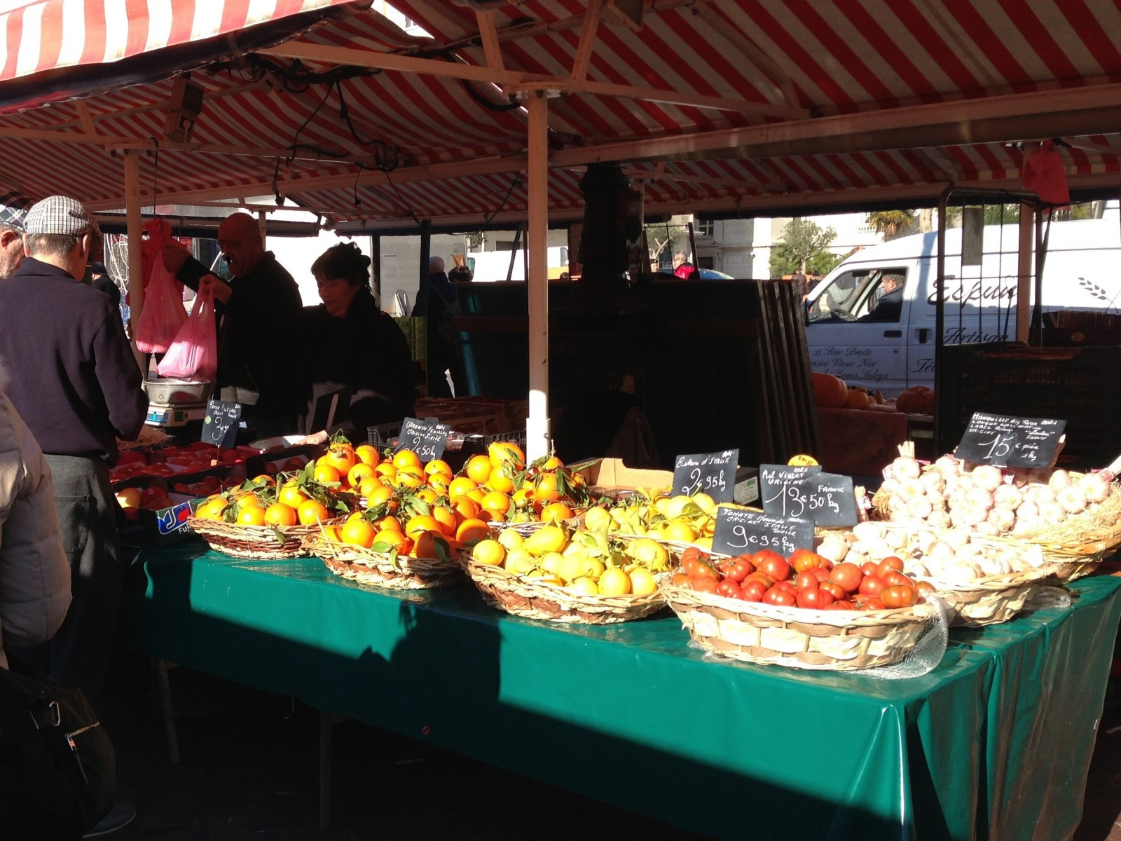 モナコ・ニース旅行記2014 その3 ニース市内観光