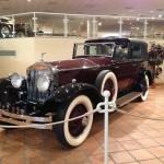 モナコ・ニース旅行記2014 その7 レーニエ大公クラシックカー博物館