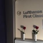 ルフトハンザドイツ航空717便 羽田→フランクフルト ファーストクラス搭乗記 その4
