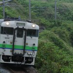 江差線の普通列車