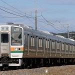 両毛線の普通列車