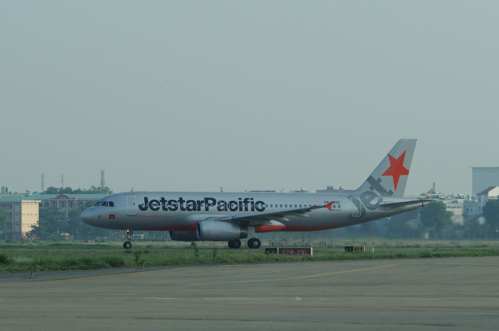日本に唯一乗り入れのないジェットスター