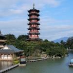 桂林旅行記2015 その14 穿山岩と木龍湖公園
