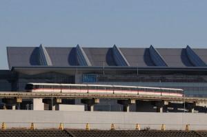 2015.12.20. 東京モノレール 天空橋~羽田空港国際線ターミナル