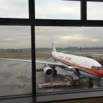 桂林旅行記2015 その1 中国東方航空522便 成田→上海浦東 搭乗記