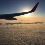 桂林旅行記2015 その16 上海航空9382便 桂林→上海(浦東) 搭乗記