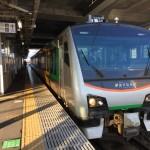 冬の北海道&東日本パス旅行記2015 その15 リゾートあすなろ八戸2号 乗車記 その1