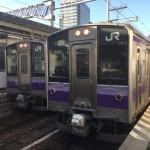 冬の北海道&東日本パス旅行記2015 その17 八戸→仙台 701系ロングシートの旅