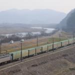 特トワ待ちの間に撮影した列車 その1
