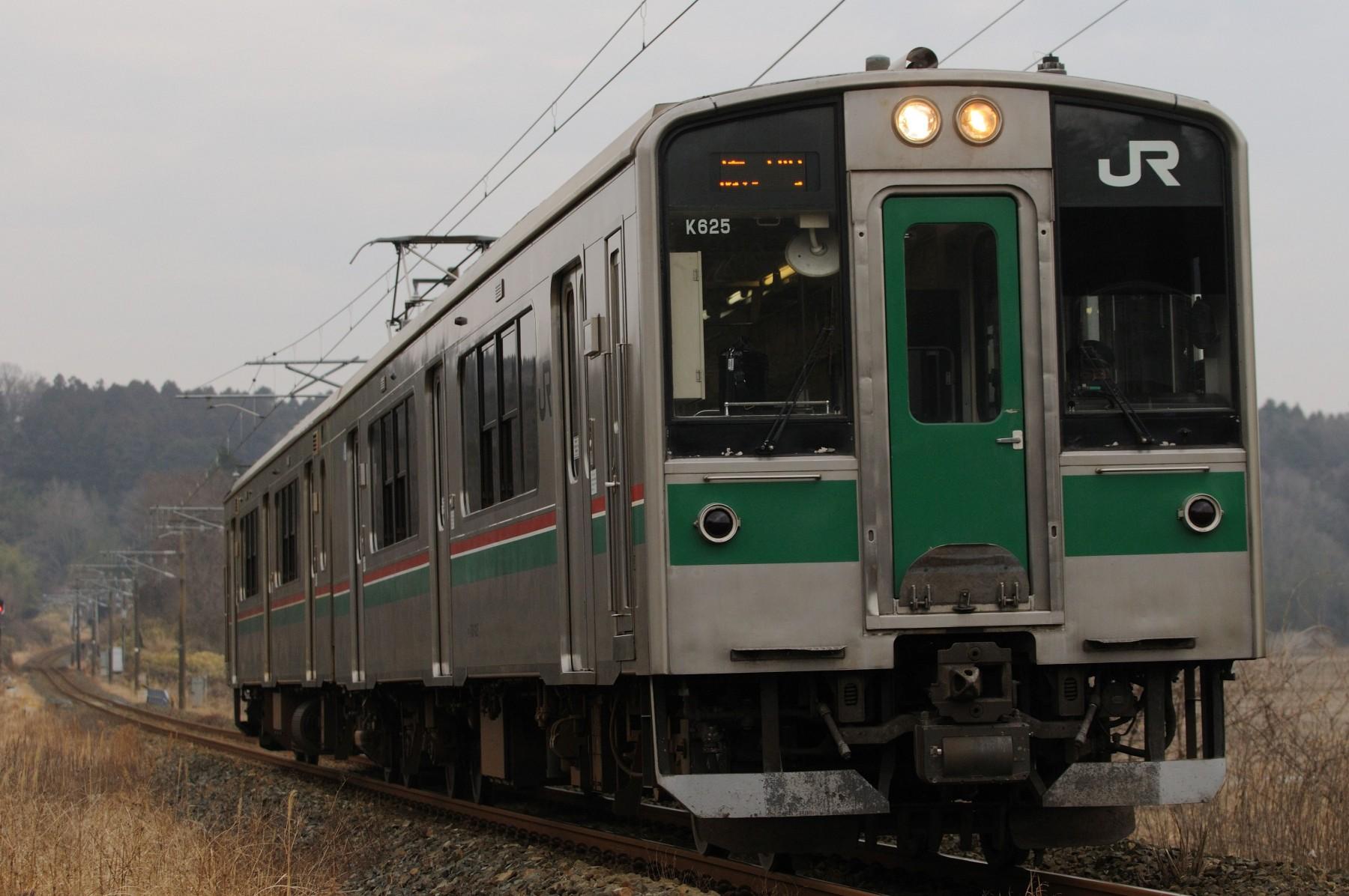 久々に訪問した常磐線 鹿島~原ノ町