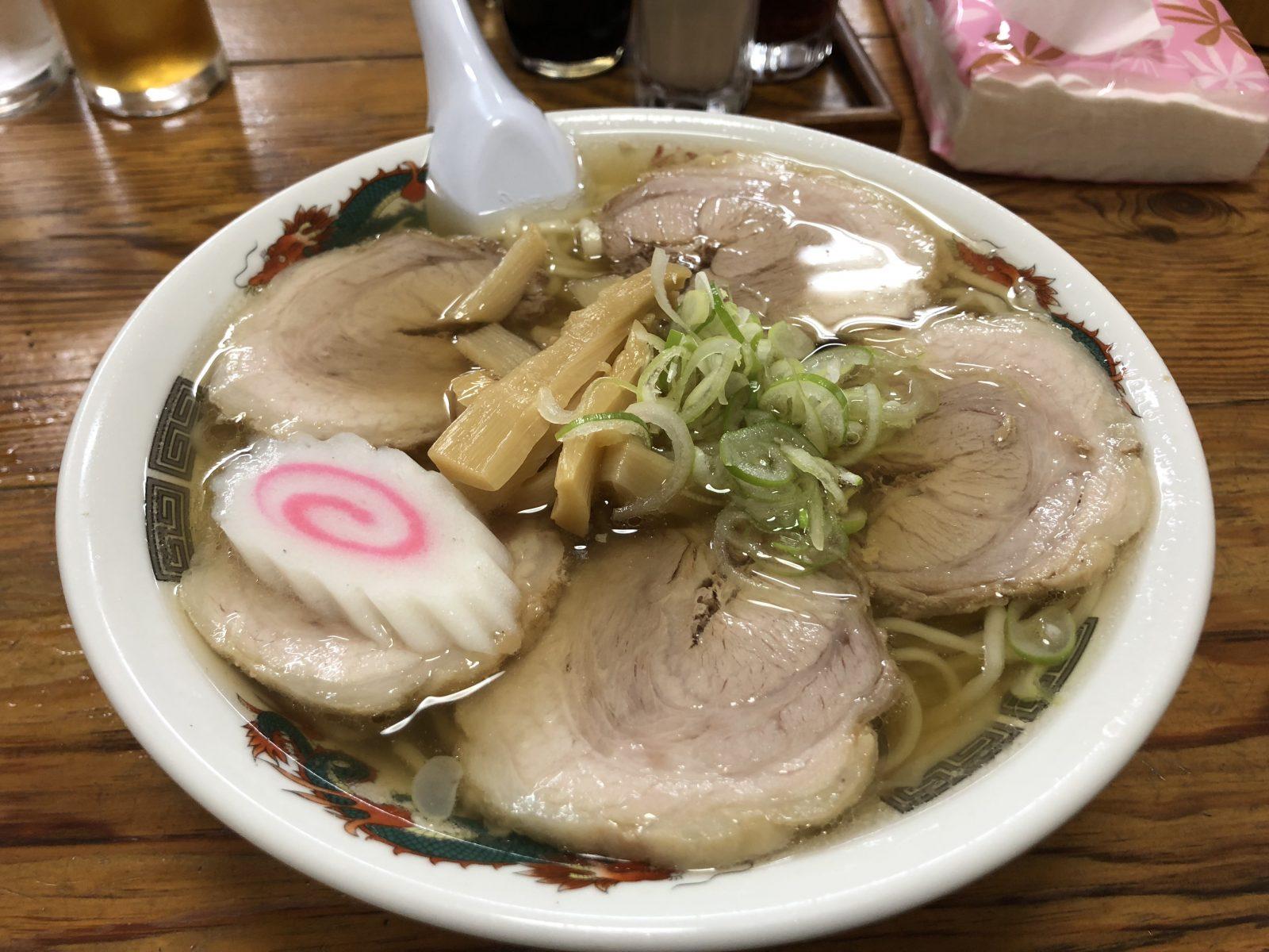 テツの食卓82 青竹手打麺 ゆたかや(栃木県佐野市)