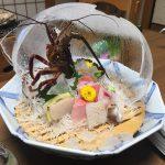 稲取銀水荘 銀の栞「雅楽」 宿泊記 その3 夕食編