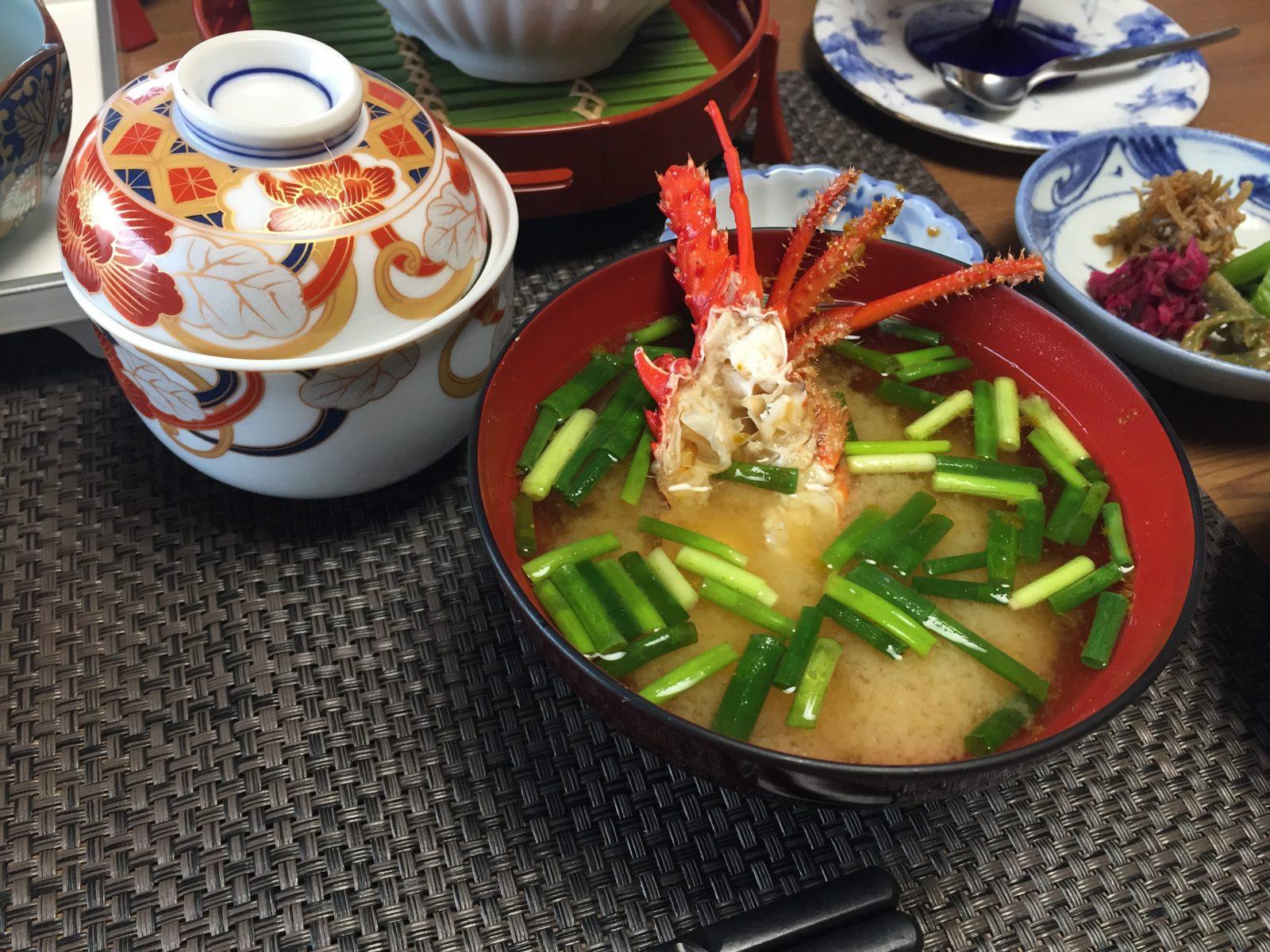 稲取銀水荘 銀の栞「雅楽」 宿泊記 その4 朝食編