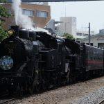 真岡鐡道「SLもおか号」乗車記 往路編