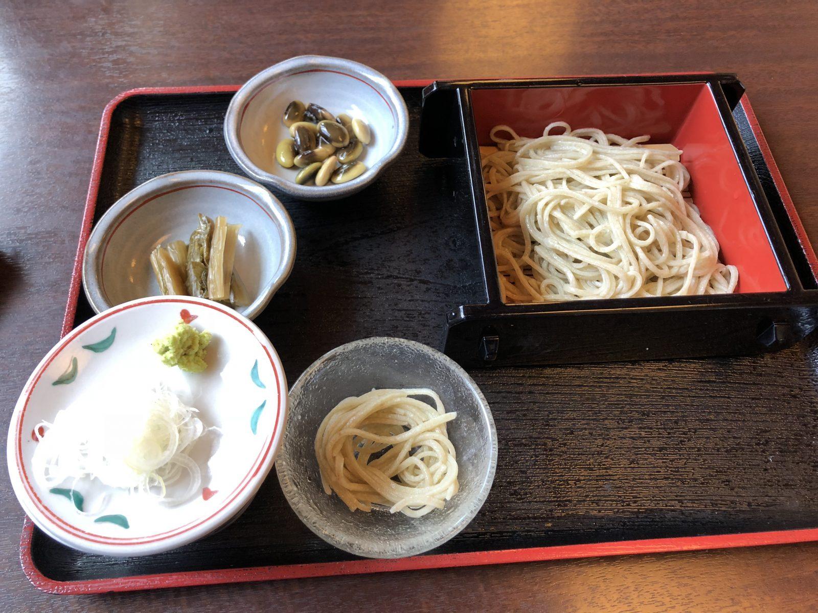 テツの食卓86 山笑(長野県長野市)