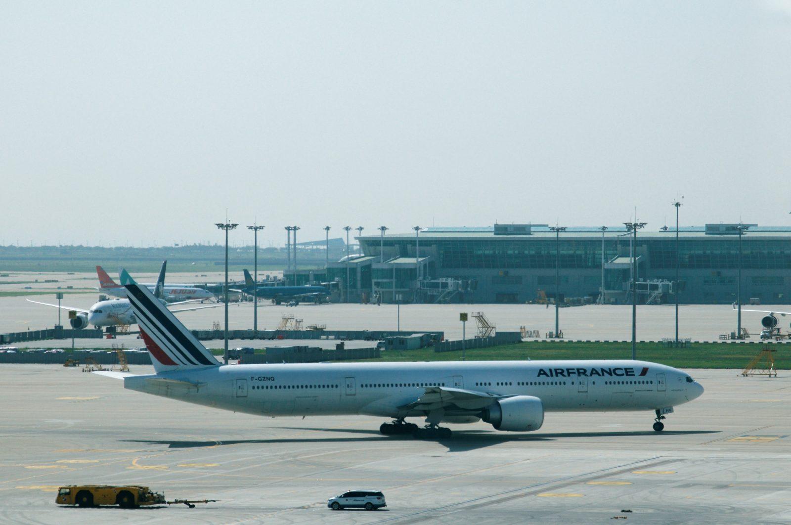 2018年7月航空旅行記 その18 仁川空港第2ターミナル展望台
