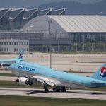 2018年7月航空旅行記 その20 仁川空港展望台で飛行機撮影2