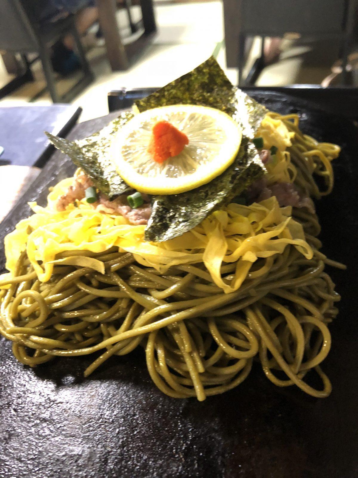 テツの食卓94 瓦そば たかせ(山口県下関市)