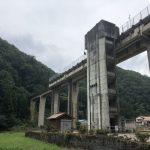 宇津井駅跡と郵便局巡り