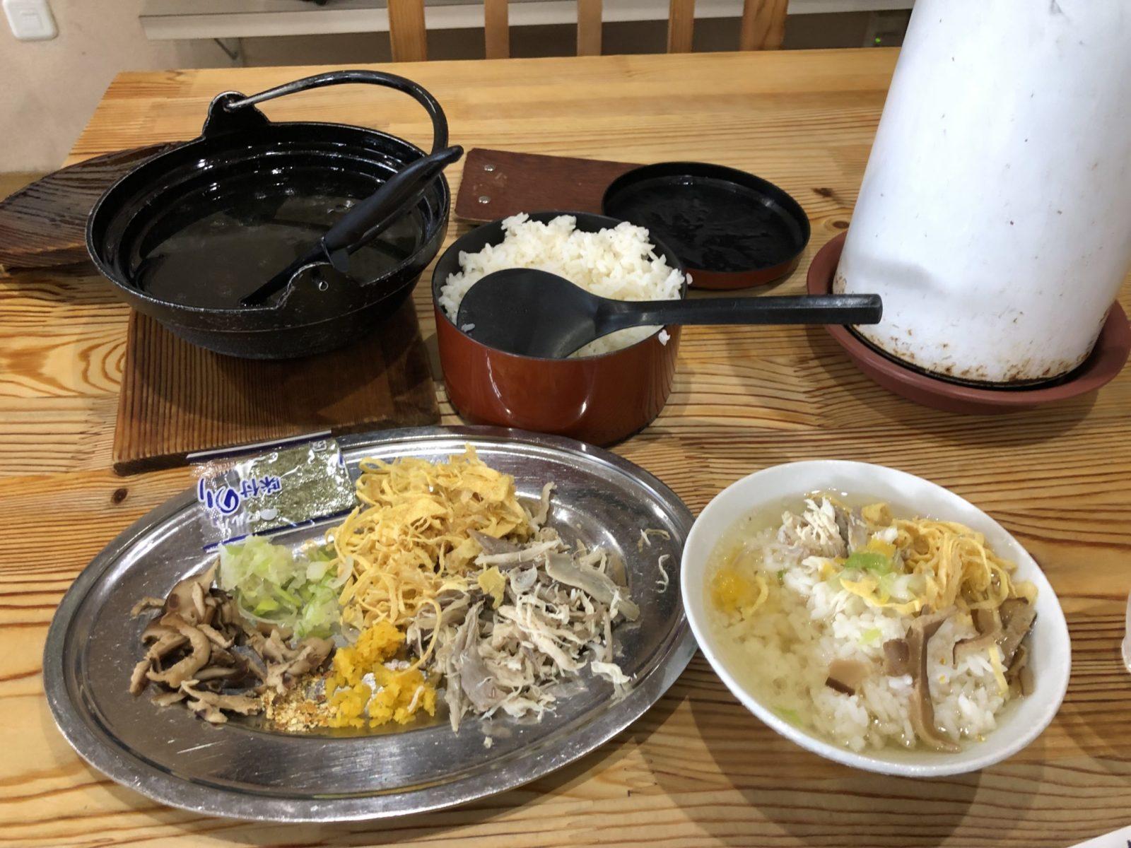 テツの食卓103 奄美鶏飯