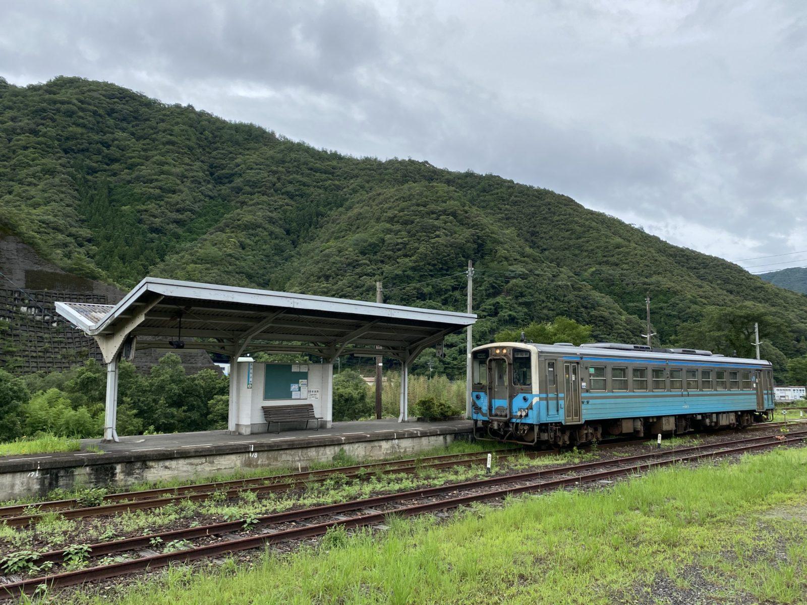 どこかにマイルで行く JR四国乗り潰し紀行 その5 窪川→宇和島→松山