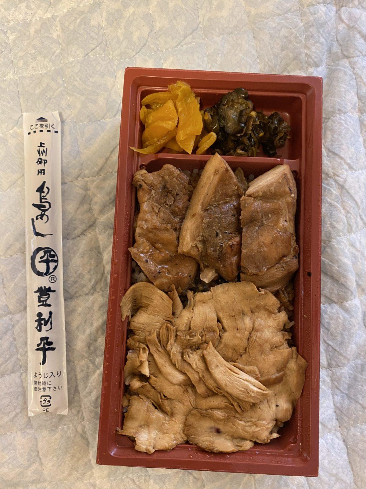 テツの食卓112 登利平(群馬県)