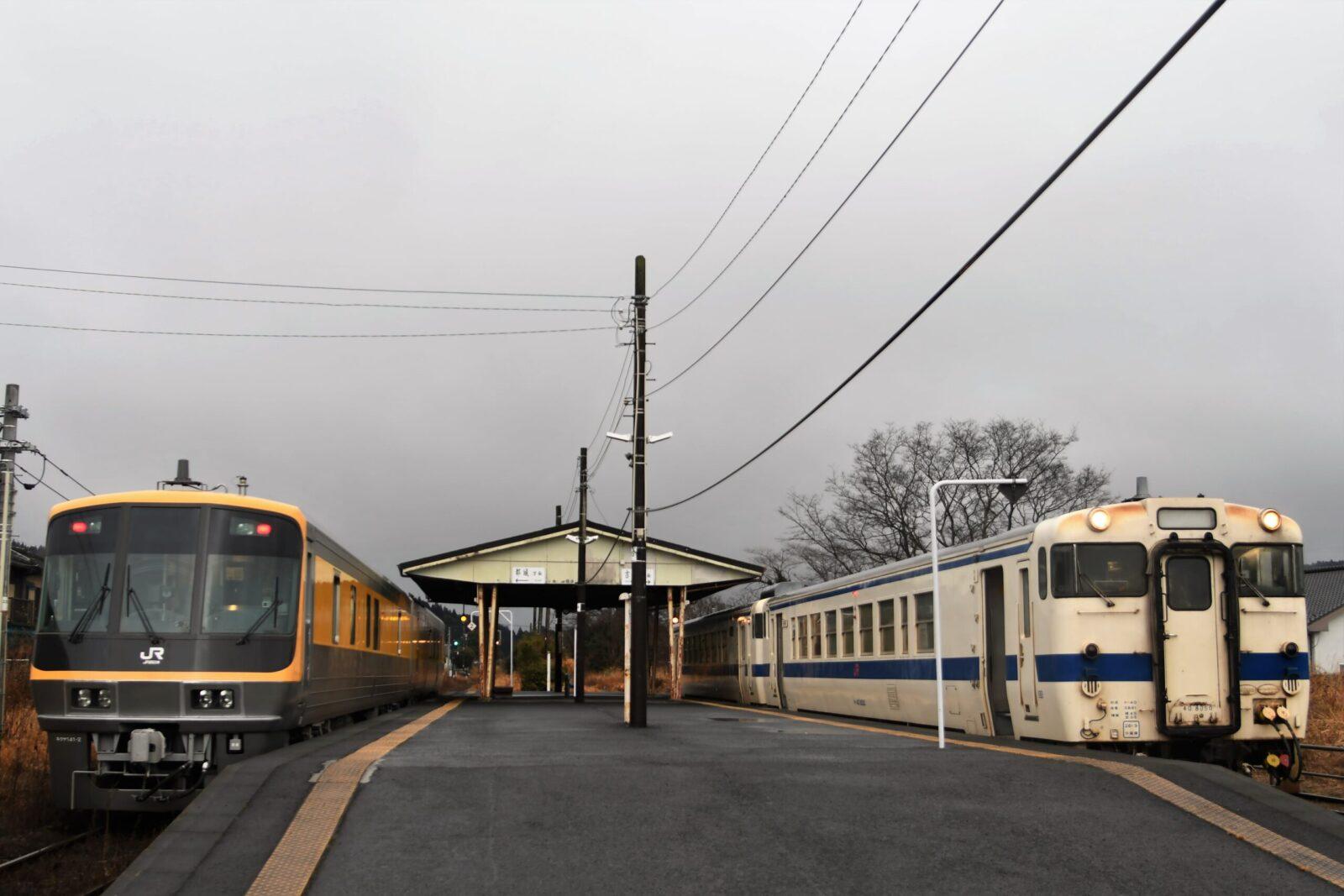肥薩線・吉都線に入線したキヤ141