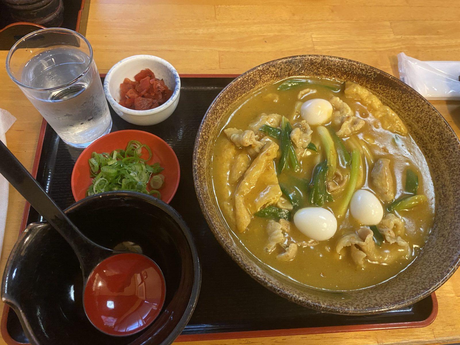 テツの食卓 121  勢川本店(豊橋カレーうどん)